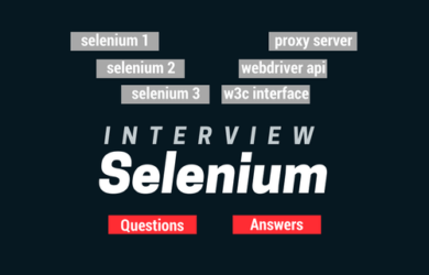 Top Selenium Interview Questions for Automation Testing