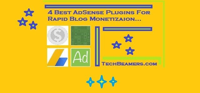 Select AdSense Plugin for Rapid Blog Monetization