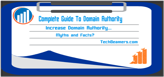 Guide to Increase Domain Authority.