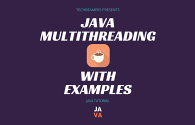 Java Multithreading With Examples