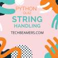 Best Python string handling questions