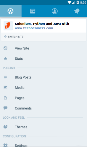 WordPress Android Apps for Bloggers