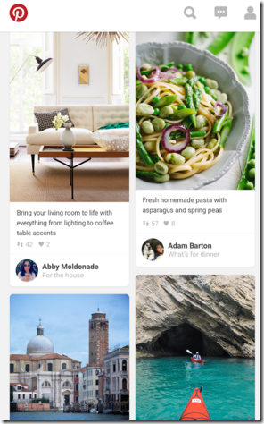 Pinterest Android Apps for Bloggers