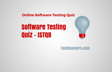 Online Software Testing Quiz for Interview Preparation