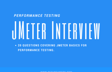 JMeter Interview - 20 Questions and Answers
