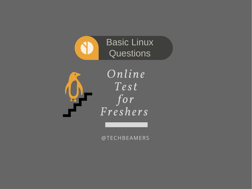 linux interview questions answers for freshers basic linux questions and answers online test for freshers