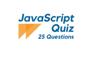 JavaScript Quiz with 25 questions for Web Developers