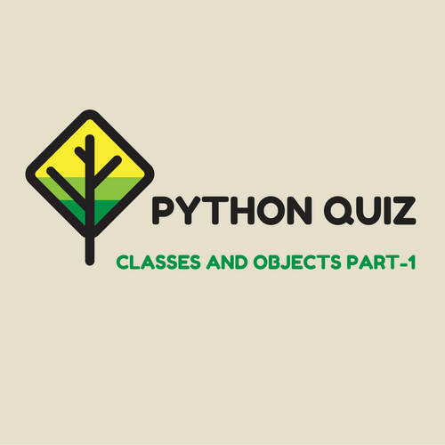 Online Python quiz - 20 Questions on Python Classes and objects