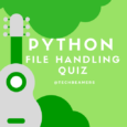 Python File Handling Quiz Part-1 for Beginners