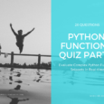 Python Functions Quiz Part-1 for Beginner Programmers