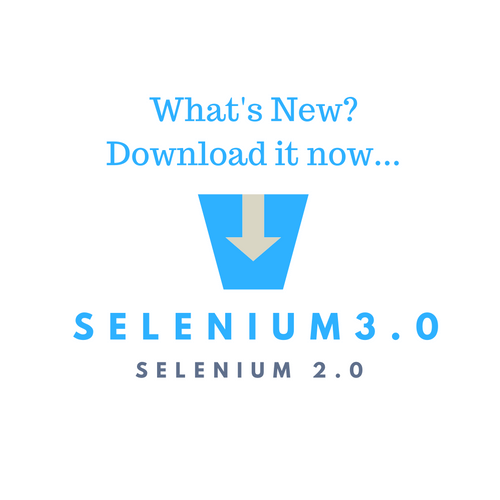 Selenium Webdriver Download/Install Stable Versions 3 0 and 2 0