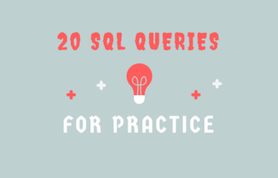 20 SQL Query Questions and Answers for Practice