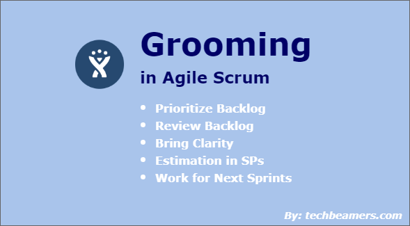 Grooming in Agile - What is it and How does it Happen?